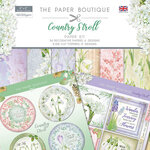 The Paper Boutique - Country Stroll Collection - 8 x 8 Paper Kit