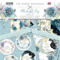 The Paper Boutique - Moonlight Song Collection - Paper Kit