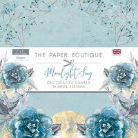 The Paper Boutique - Moonlight Song Collection - 7 x 7 Panel Pad