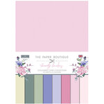 The Paper Boutique - Serenity Gardens Collection - Colour Card Collection