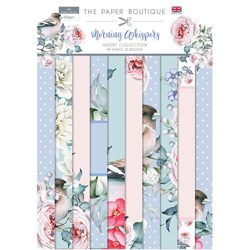 The Paper Boutique - Morning Whispers Collection - Insert Collection