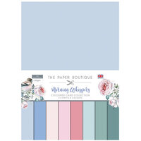 The Paper Boutique - Morning Whispers Collection - Colour Card Collection