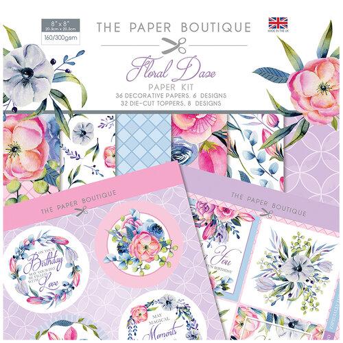The Paper Boutique - Floral Daze Collection - Paper Kit