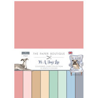 The Paper Boutique - It's a Dogs Life Collection - Colour Card Collection