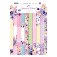 The Paper Boutique - Bohemian Blooms Collection - Insert Collection