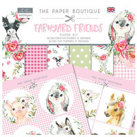 The Paper Boutique - Farmyard Friends Collection - Paper Kit