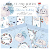 The Paper Boutique - Christmas Cuddles Collection - Paper Kit