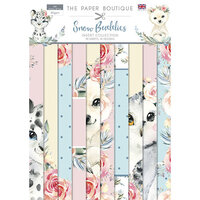 The Paper Boutique - Snow Buddies Collection - Insert Collection