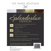 The Paper Boutique - Splendorlux - Mirror Card