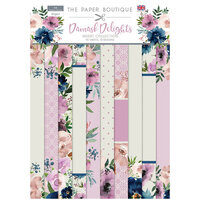The Paper Boutique - Damask Delights Collection - Insert Collection