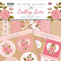 The Paper Boutique - Endless Love Collection - Paper Kit