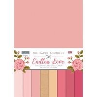 The Paper Boutique - Endless Love Collection - Colour Card Collection