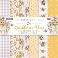 The Paper Boutique - Bumblebee's Dance Collection - 6 x 6 Paper Pad