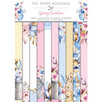 The Paper Boutique - Spring Sunshine Collection - A4 Insert Collection