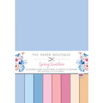 The Paper Boutique - Spring Sunshine Collection - A4 Colour Card Collection