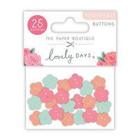 The Paper Boutique - Lovely Days Collection - Buttons