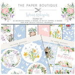 The Paper Boutique - Spring Whispers Collection - Paper Kit