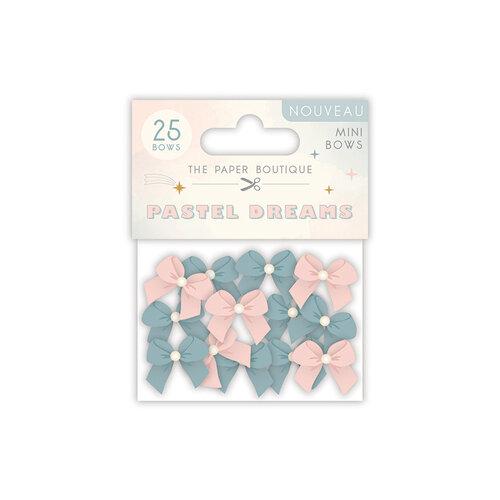 The Paper Boutique - Pastel Dreams Collection - Mini Bows