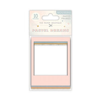 The Paper Boutique - Pastel Dreams Collection - Photo Frames