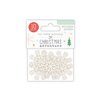 The Paper Boutique - Christmas Adventure Collection - Wooden Shapes
