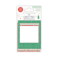 The Paper Boutique - Christmas Adventure Collection - Photo Frames
