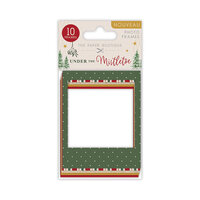 The Paper Boutique - Under The Mistletoe Collection - Christmas - Photo Frames