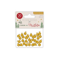 The Paper Boutique - Under The Mistletoe Collection - Christmas - Mini Bells