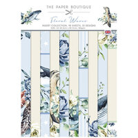 The Paper Boutique - Floral Waves Collection - Inserts Collection