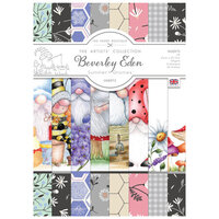 The Paper Boutique - Summer Gnomes Collection - A4 Insert Paper Pack
