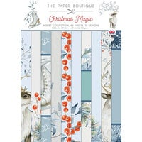 The Paper Boutique - Christmas Magic Collection - A4 Insert Paper Pack