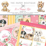 The Paper Boutique - It's A Puppy's Life Collection - 8 x 8 Paper Kit