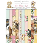 The Paper Boutique - It's A Puppy's Life Collection - 8.25 x 11.75 Insert Collection