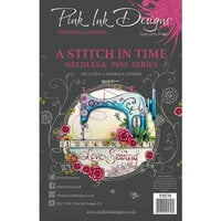 Pink Ink Designs - Clear Acrylic Stamps - A Stitch In A Time