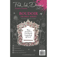 Pink Ink Designs - Clear Photopolymer Stamps - Boudoir