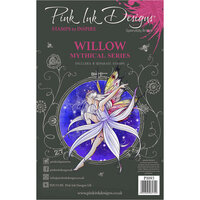 Pink Ink Designs - Clear Photopolymer Stamps - A5 - Willow