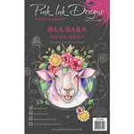 Pink Ink Designs - Clear  Photopolymer Stamps - Baa-Bara