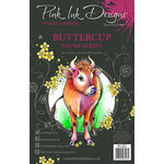 Pink Ink Designs - Clear Photopolymer Stamps - Buttercup