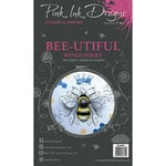 Pink Ink Designs - Clear Acrylic Stamps - A6 - Bee-utiful