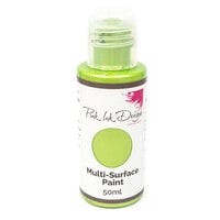 Pink Ink Designs - Multi Surface Paint - Green Apple Shimmer