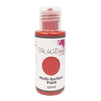 Pink Ink Designs - Multi Surface Paint - Cranberry Kiss Lustre