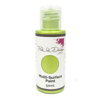 Pink Ink Designs - Multi-Surface Paint - Golden Lime Lustre