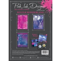 Pink Ink Designs - Christmas - Festive Collection - A4 - Rice Paper Pack - Winter Wonderland