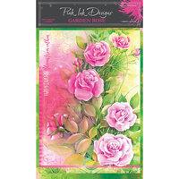 Pink Ink Designs - A4 - Rice Paper Pack - Garden Rose