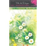 Pink Ink Designs - A4 - Rice Paper Pack - Delightful Daisy