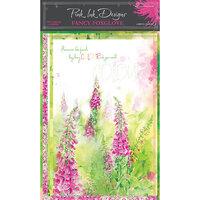 Pink Ink Designs - A4 - Rice Paper Pack - Fancy Foxglove