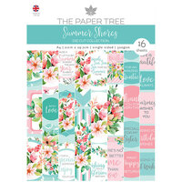 The Paper Tree - Summer Shores Collection - A4 Backing Papers