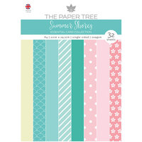 The Paper Tree - Summer Shores Collection - A4 Essential Colour Card
