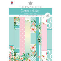 The Paper Tree - Summer Shores Collection - A4 Insert Collection