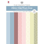 The Paper Tree - Where Wild Roses Grow Collection - A4 Essentials Paper Pad
