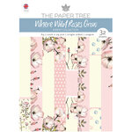 The Paper Tree - Where Wild Roses Grow Collection - A4 Insert Collection